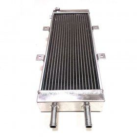 "AVT 23"" x 8"" Alloy Chargecooler Twin Pass Radiator 585mm x 200mm"